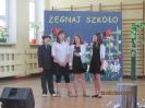 Zakończenie roku szkolnego 2011/12