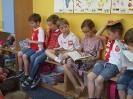 Pierwszaki czytają