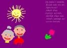 Elektroniczna kartka dla Babci i Dziadka