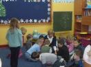 Lekcja otwarta w grupie 6-latków