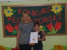 Konkurs recytatorski 2011/2012